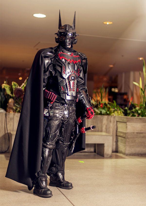 A gallery of some amazing Cosplay