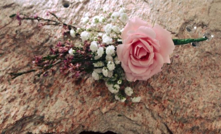 Pink flowers gypsophila wedding  #weddingflowers #wedding #rustic #countrygarden www.thelythamweddingcompany.co.uk