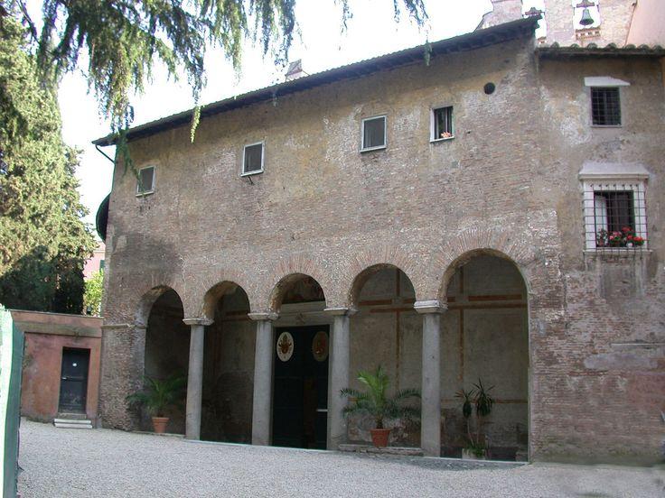 Basilica di Santo Stefano Rotondo al Celio - Wikipedia
