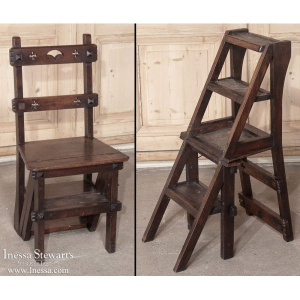 21 Best Library Steps Images On Pinterest Library Chair