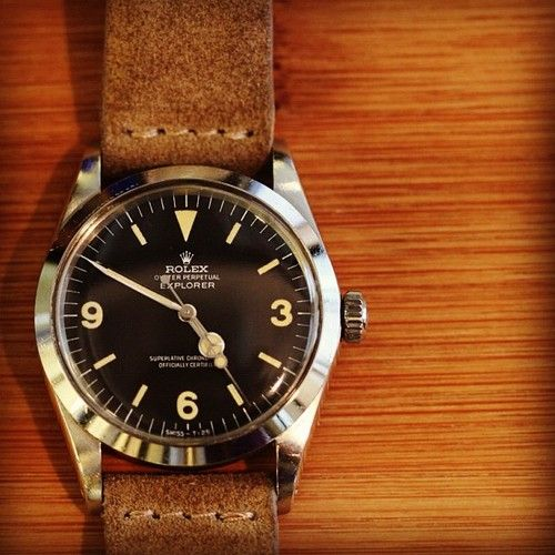 Gorgeous Rolex Explorer I