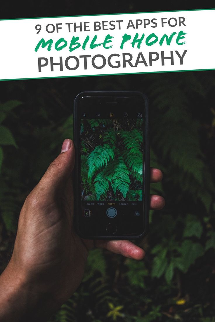 Your phone is so handy for taking photos, why not make the best of it with these 9 fabulous apps for the best mobile phone photography.