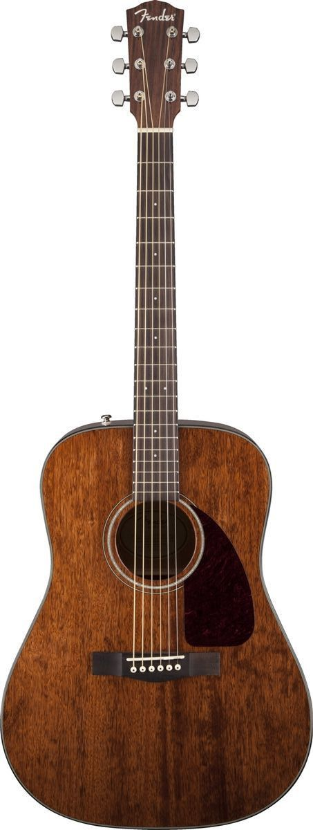 """For sweetly mellow tone, our best-selling CD-140S dreadnought acoustic is now available with all-mahogany construction, including the solid top with scalloped """"X"""" bracing. Other features include multi"""