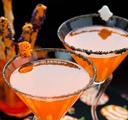 Halloween cocktail recipes cocktails pumpkins and the o 39 jays - Cocktail d halloween ...