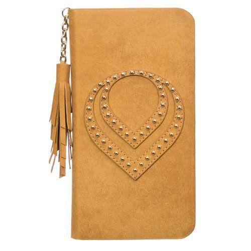 :: EBLOUIR :: Classic Folio Universal(Yellow) #eblouir,#iphonecase, #smartphonecase, #iphone, ,#wallet, #case, #leather, #style, #accessories, #best, #protective, #design, #mobile, #life