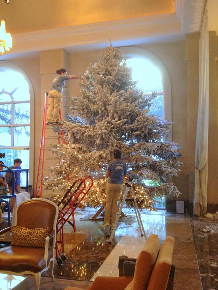 White Christmas 8 best Holiday Decor images