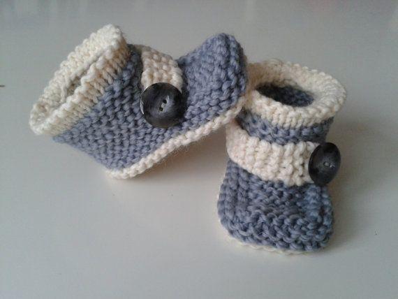 Anlatımlı Dörtşiş Katkat Erkek Bebek Patik Yapılışı | Hobi Örnekleri