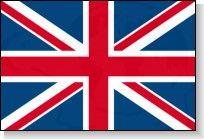 Le drapeau anglais - Drapeau royaume uni