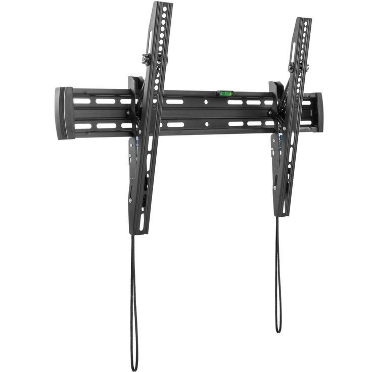 Ricoo N4564 Tv Wandhalterung Neigbar Flach Fix