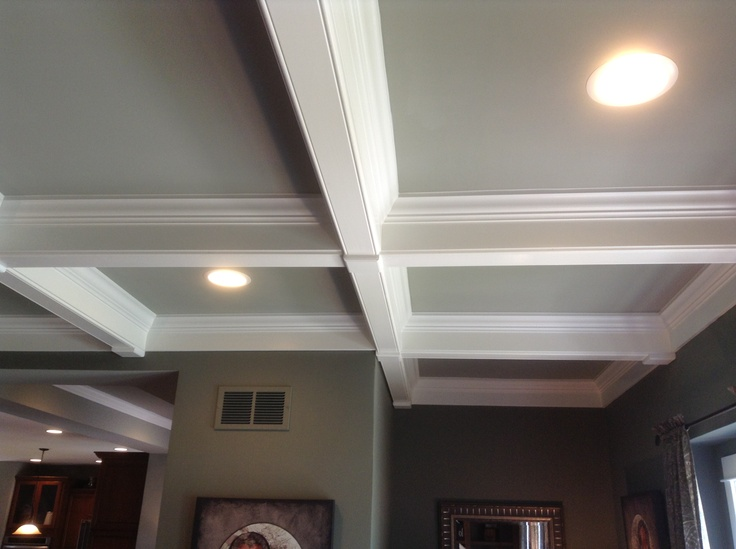 Coffered Ceilings Are So Elegant The Horizon