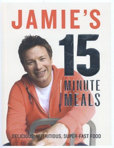 From 4.99:Jamie's 15-minute Meals