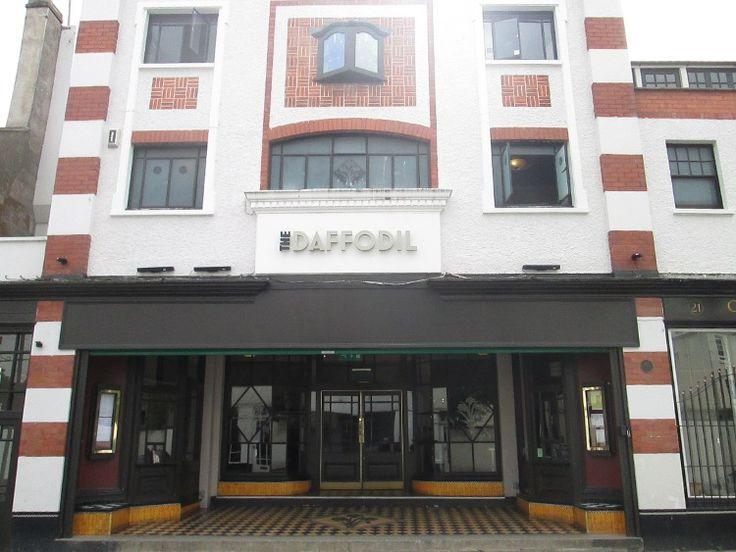 Daffodil Cinema in Cheltenham now a restaurant