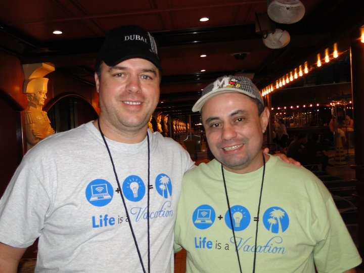 With Alvaro Mendoza, one of Latin America's most influential Marketers