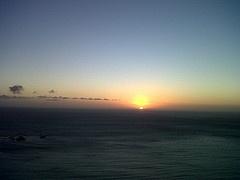 Sky + Sunset + Sea = Serenity