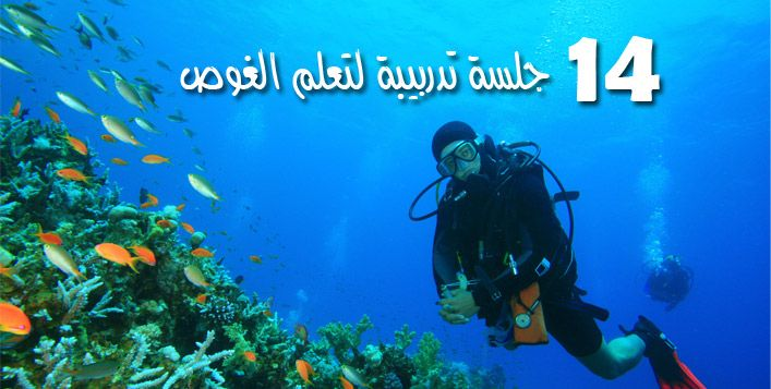 Become a certified scuba diver with 14 Scuba Diving Lessons from First Dive for SR 1249 (Value SR 2500) – Available for men and women!