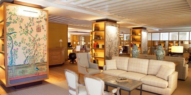Urso Hotel - luxury boutique hotel. sister hotel to Majorca's Hotel Cap Rocat. TL Dec 2014