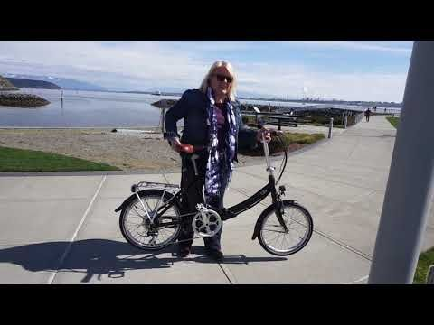 Here Is Our Review Of The Blix Vika Foldable Electric Bike This
