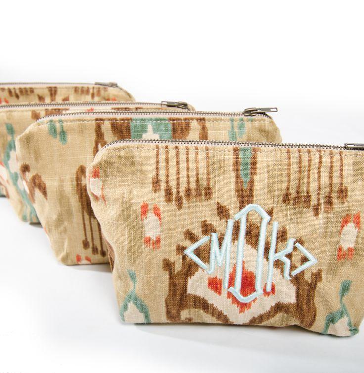 Custom Cosmetic Bags at Veeshee.com #veeshee