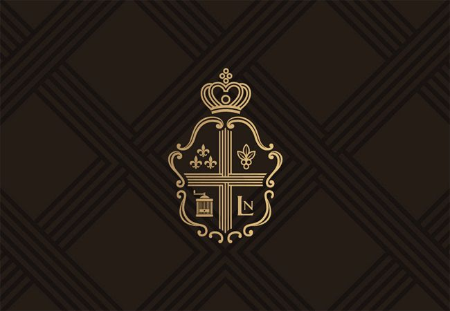 London House of Coffee identity Contributed by Alexander Andreyev of Ukraine-based Reynolds and Reyner.