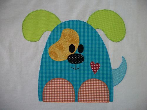 Perrito patchwork