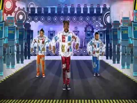 Just Dance Kids 2 - The Robot Song (Wii Rip) have to have this for safe keeping