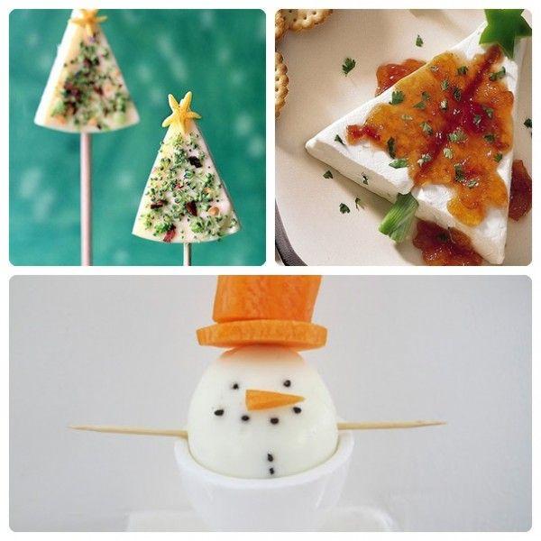 recetas de navidad, aperitivos fáciles