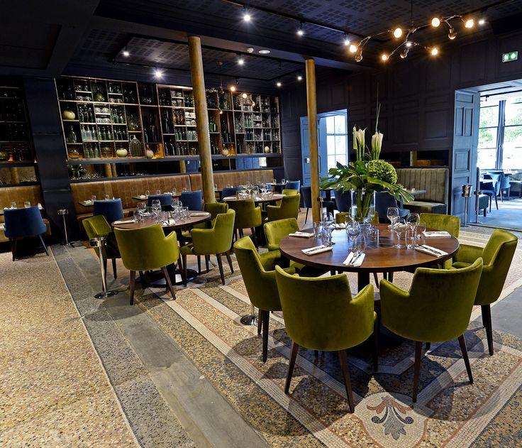 Fond la maison restaurant2 restaurant maison restaurant bar int rieur restaurant - Bar interieur maison ...