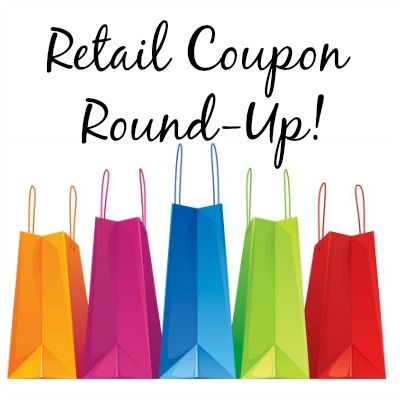 Planning a little RETAIL THERAPY this weekend? If so, be sure to scan the list below for the latestPrintable Retail Coupons! Top Retail Store Coupons: A.C. Moore – 1000 Bonus Points with $25 Purchase + More (exp: 11/21/2015) Aaron Brothers – 50% Off 1 Regularly Priced Item + More (exp: 11/21/2015) Bealls – 20% Off …