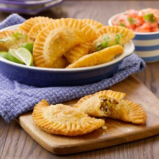 Beef U0026 Cheese Empanadas U2014 David Venables Recipes U2014 QVC Recipes U2014 Kitchen U0026  Food U2014 Amazing Design