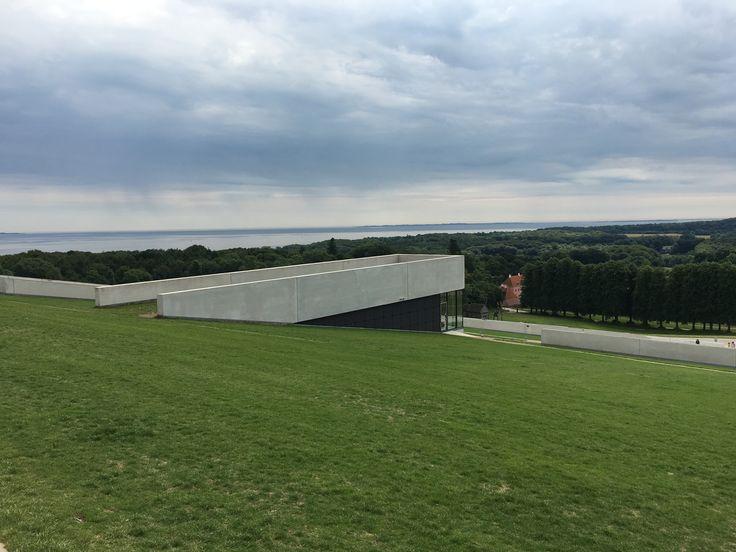 Juli 2016. Moesgaard, Aarhus.