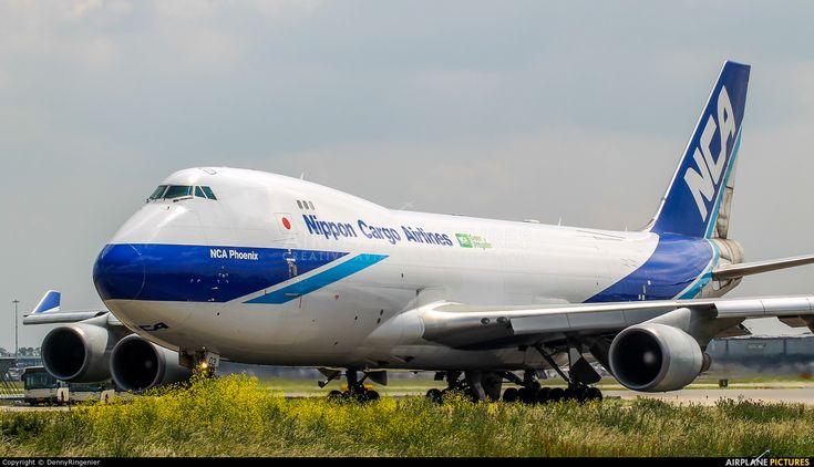 High Quality Photo Of Nippon Cargo Airlines Boeing 747 400F ERF By DennyRingenier