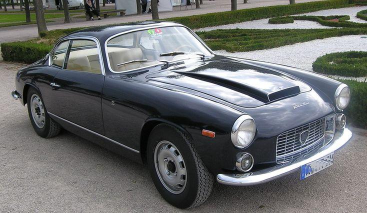 Lancia Flaminia Sport Zagato (1958-1964) - Lancia Flaminia.