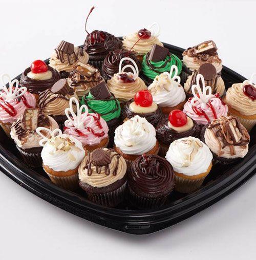 Mini Gourmet Cupcake Tray ~add My