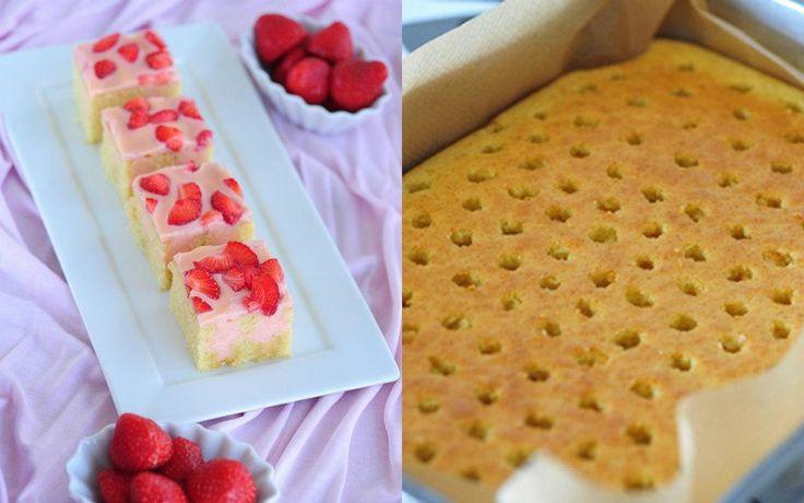 Dierkovaný  koláč