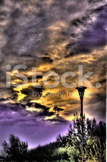 surreal lamp royalty-free stock photo