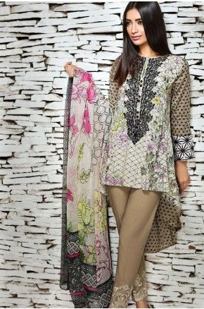 Khaadi K17254-BEIGE SS Lawn 2017 Volume 2 Price in Pakistan famous brand online shopping, luxury embroidered suit now in buy online & shipping wide nation..#khaadi #khaadi2017 #khaadilawn2017 #khaadisummer2017 #womenfashion's #bridal #pakistanibridalwear #brideldresses #womendresses #womenfashion #womenclothes #ladiesfashion #indianfashion #ladiesclothes #fashion #style #fashion2017 #style2017 #pakistanifashion #pakistanfashion #pakistan Whatsapp: 00923452355358 Website: www.original.pk