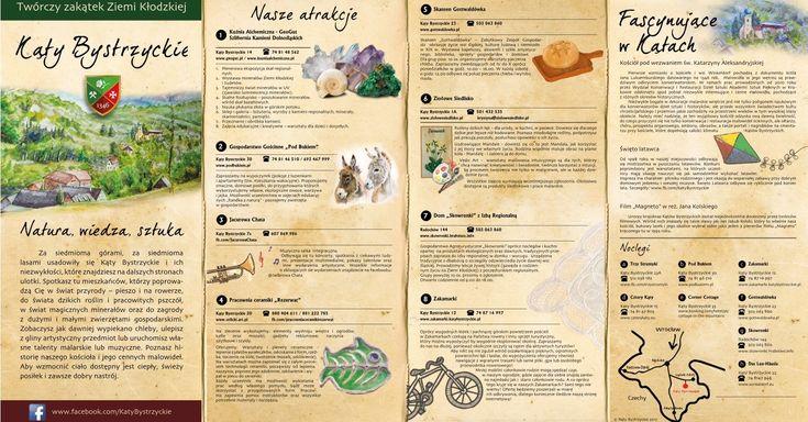 Kąty Bystrzyckie - świetny pomysł na udane wakacje!!!
