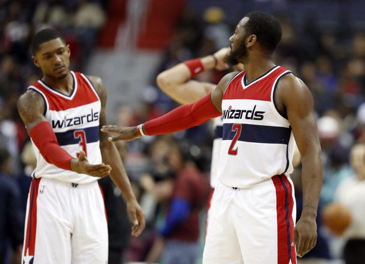 John Wall, Bradley Beal making strides despite Wizards' struggles = This summer was a busy one for the Washington Wizards. They (finally) fired head coach Randy Wittman, replacing him with former Oklahoma City Thunder head coach Scott Brooks. They brought back.....