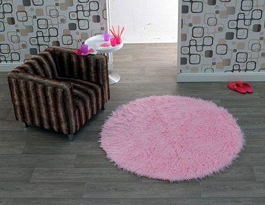 Teppich, Hanse Home, »Cosy«, Kunstfellteppich, Fellimitat in 140cm für 86,99 EUR (WASCHBAR!!!)