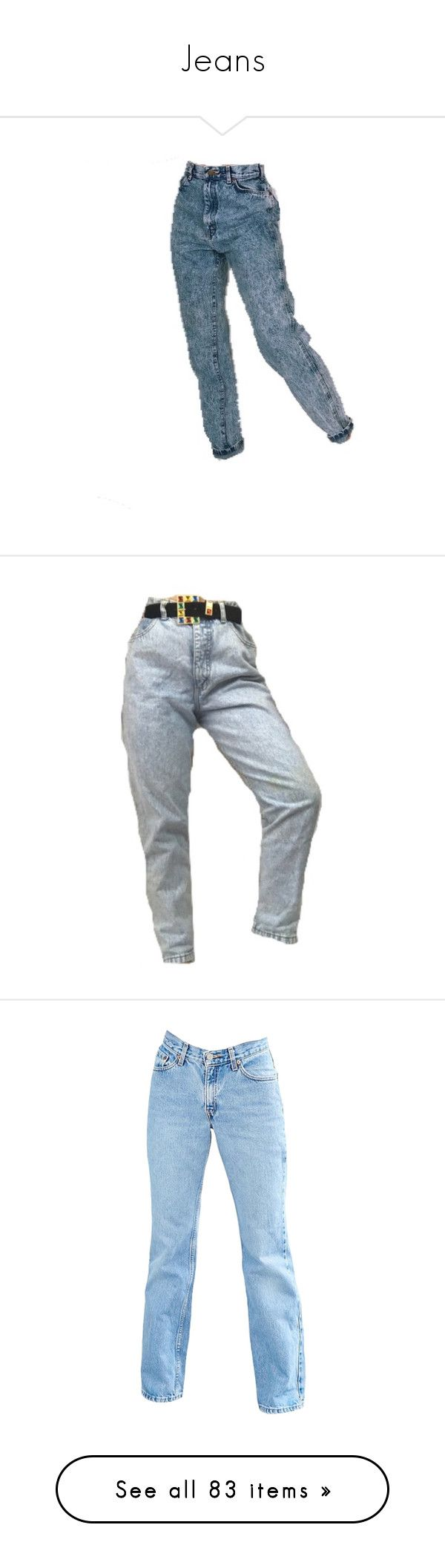 """""""Jeans"""" by cmmpany ❤ liked on Polyvore featuring jeans, pants, bottoms, pantalones, sky blue, high waisted jeans, flare jeans, light blue jeans, flared jeans and blue flare jeans"""