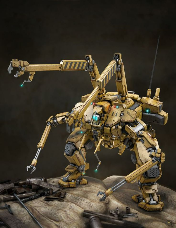 Jez' makerbot