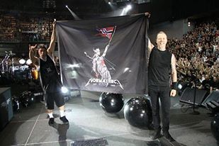 Metallica Valle Hovin Oslo Norway