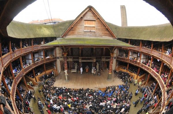 The Globe Theatre, London  Travelettes » 10 Reasons Why Britannia Rules