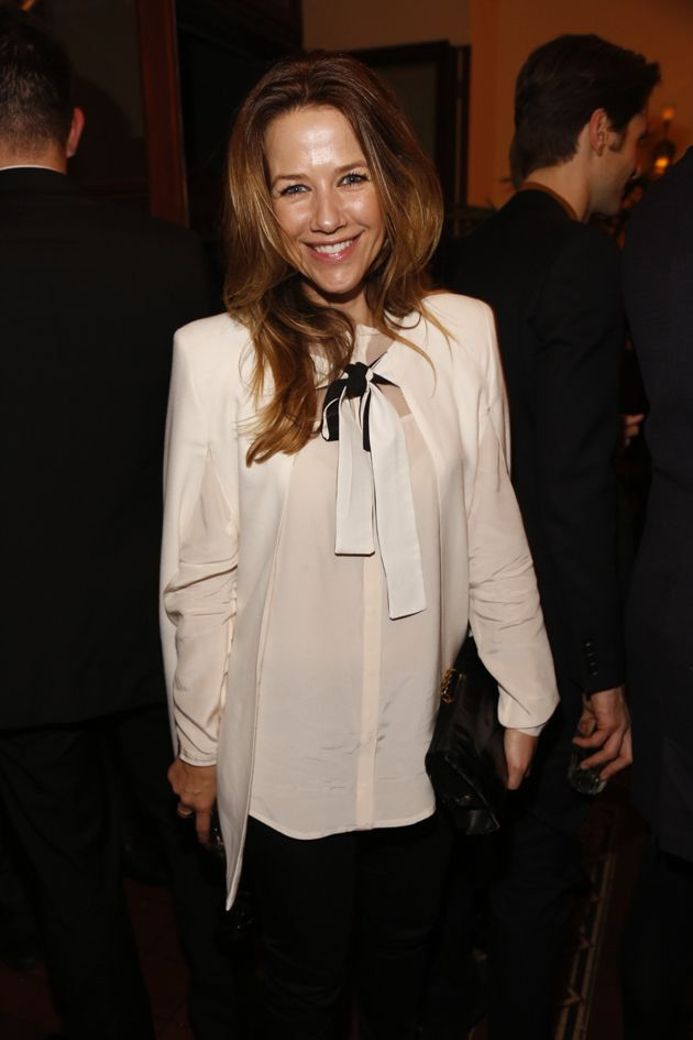 Alexandra Neldel at Mercedes-Benz and VOGUE Fashion Night ...