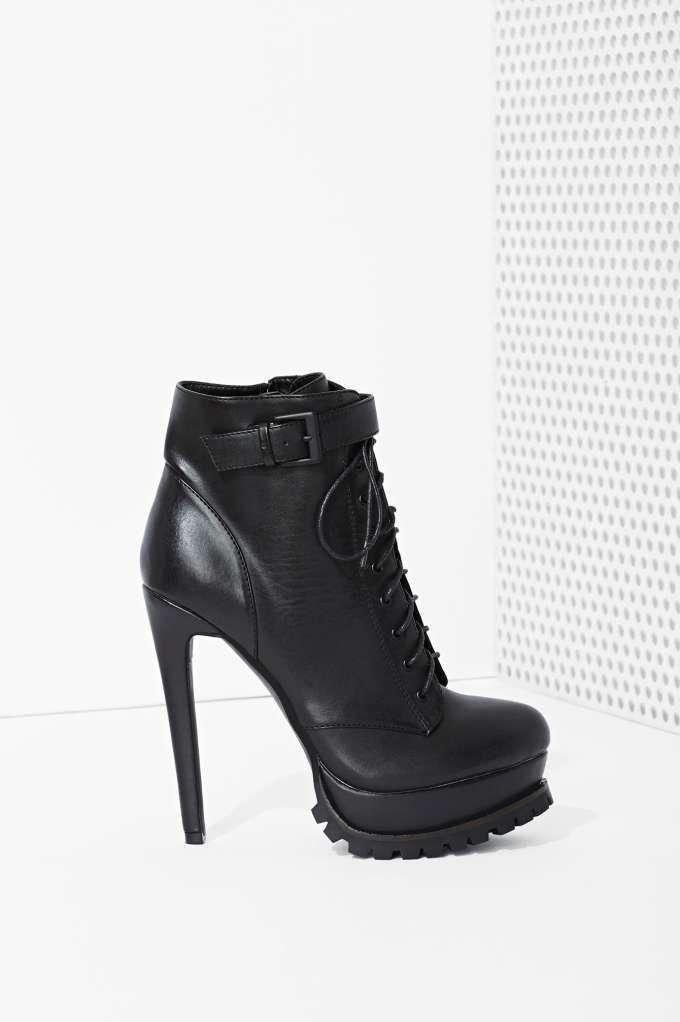 Shoe Cult Toya Platform Boot   Shop Shoes at Nasty Gal!