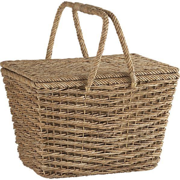 #LoveYourFloor Ventana Natural Picnic Basket