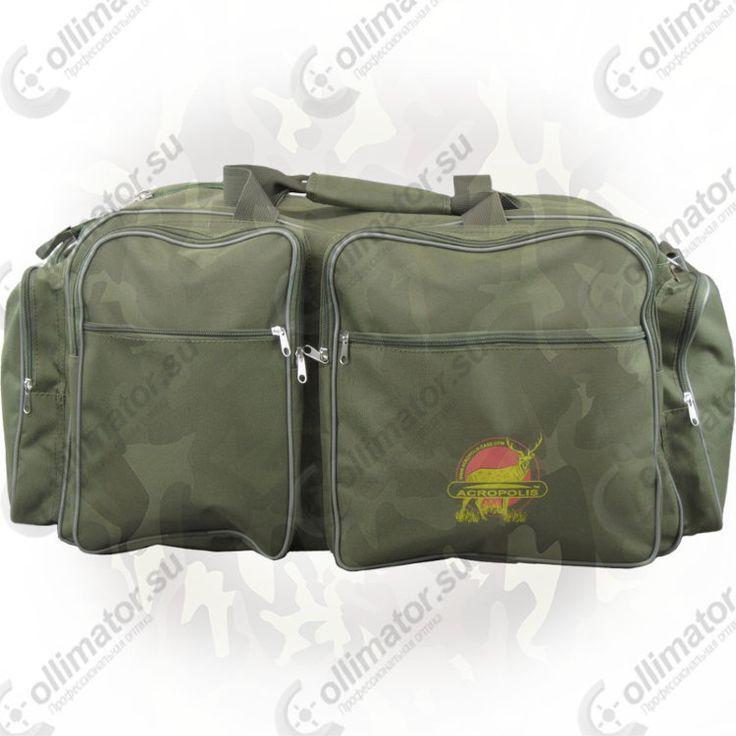 Сумка Acropolis ОРС-1 для охоты и рыбалки - купить сумку 60 литров с плечевым ремнем