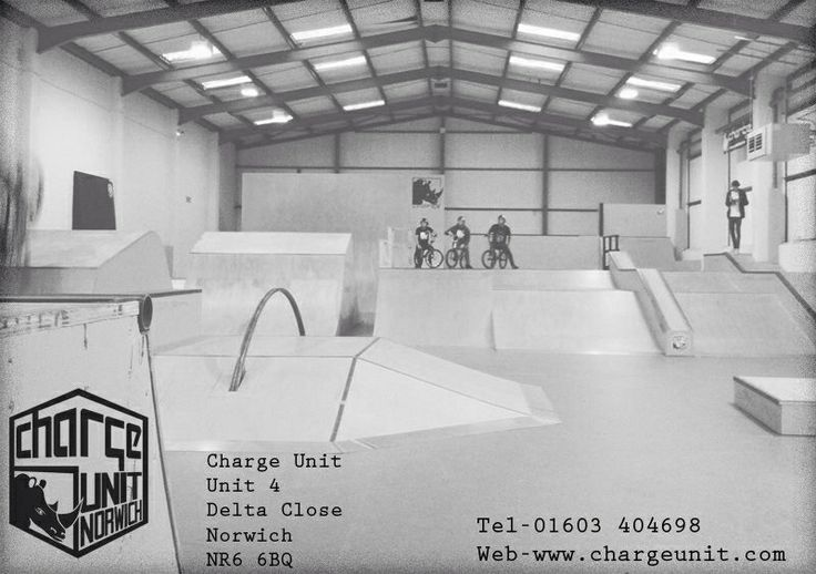Charge unit #chargeunit #skatepark #norwich