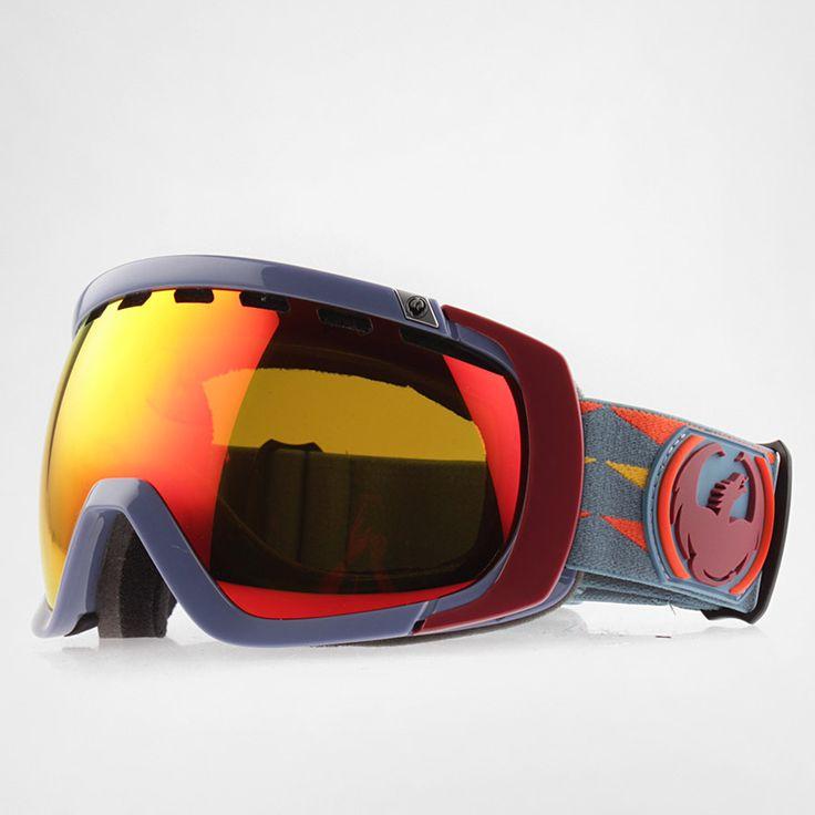 DRAGON ROUGE - DRAGON - snowboardowy.pl. Gogle idealne dla osób o średnich i dużych twarzach. Model Rouge to świetny kompromis pomiędzy optycznymi właściwościami sferycznych soczewek a elastycznymi oprawkami. Gogle te wyposażone są w system Super Anti-Fog , który zapobiega parowaniu i zwiększa komfort użytkowania. Więcej tutaj: http://www.snowboardowy.pl/gogle,dragon-rouge,111-k-4220-4076-p