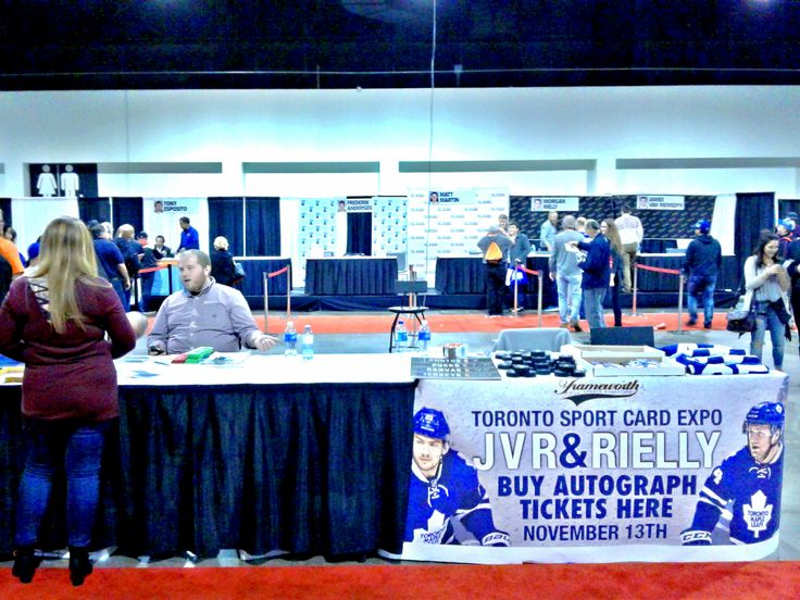 sport card memorabilia expo toronto projects sport card